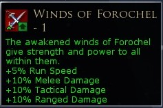 Winds of Forochel buff