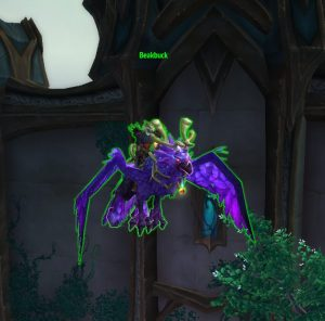 I see what you did there...nice Hippogryph naming, Blizzard.